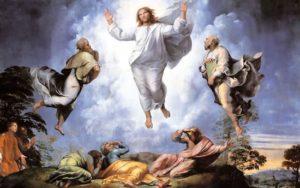 Transfiguración-Sanzio