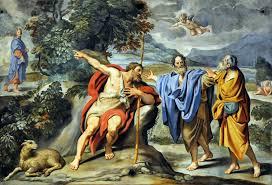 Giovanni indiuca Gesù