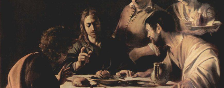 Emmaus Michelangelo_Caravaggio_034