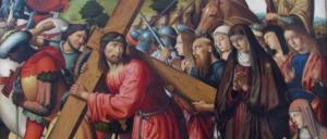 Gesù incontra la madre