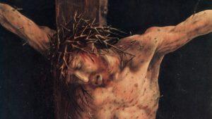 Gesù muore in croce