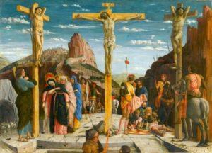 Gesù viene crocifisso (Mantegna)